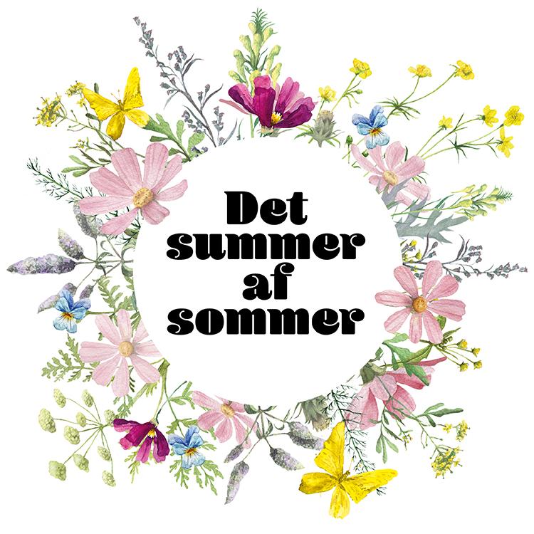 Det summer af sommer